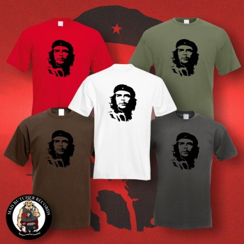CHE HEAD T-SHIRT