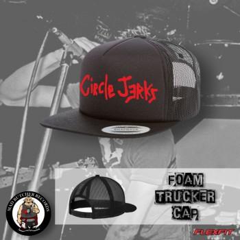 CIRCLE JERKS MESH CAP