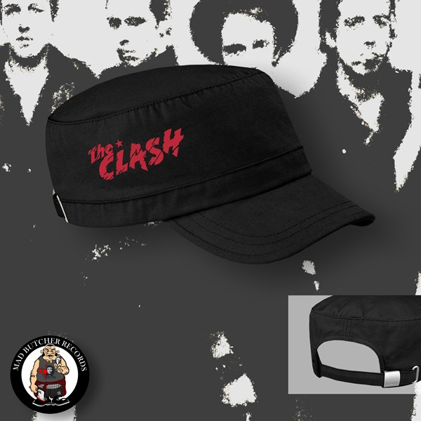 THE CLASH ARMYCAP