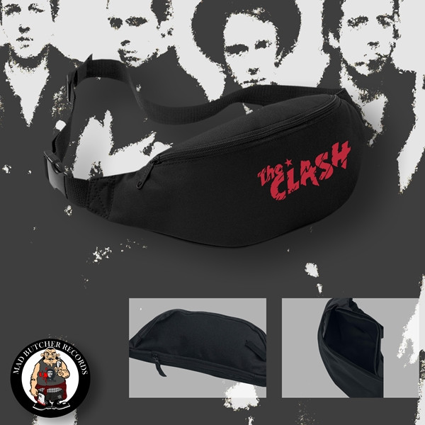 THE CLASH GÜRTELTASCHE