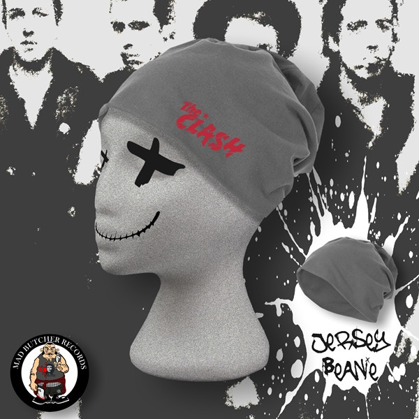 THE CLASH BEANIE grey