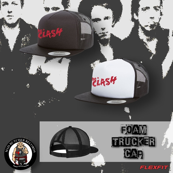 THE CLASH MESH CAP