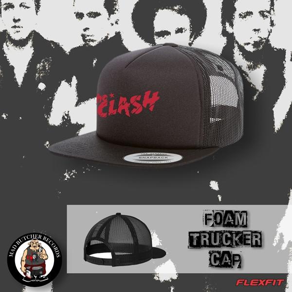THE CLASH MESH CAP Black