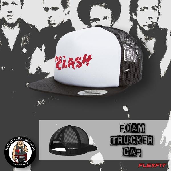 THE CLASH MESH CAP White