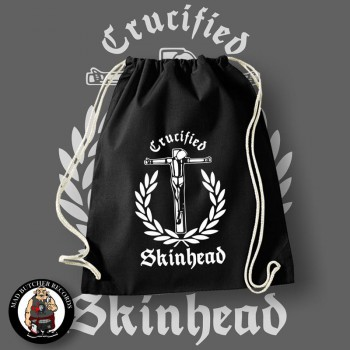 CRUCIFIED SKINHEAD SPORTBEUTEL