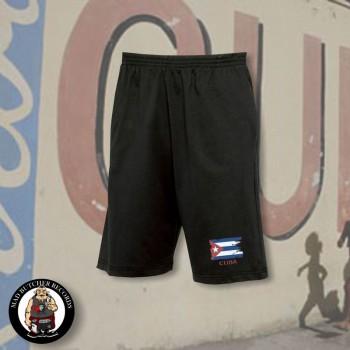 CUBA FLAG SHORTS