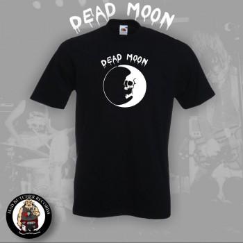 DEAD MOON T-SHIRT