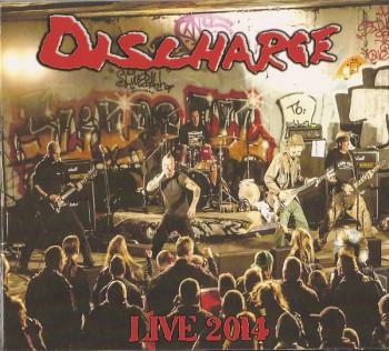 Discharge – Live 2014 LP