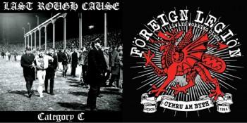 Last Rough Cause / Foreign Legion - split EP
