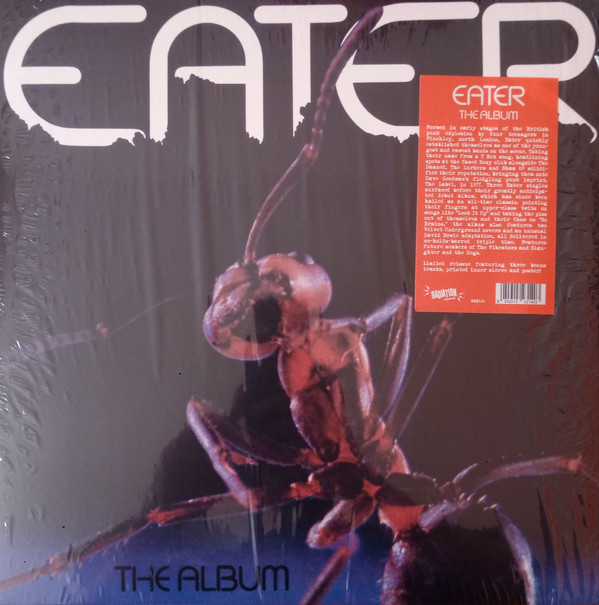 Eater - The Album LP