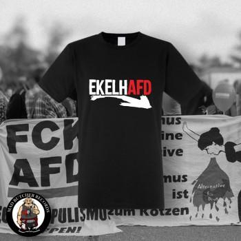 EKELHAFD T-SHIRT Black / XL