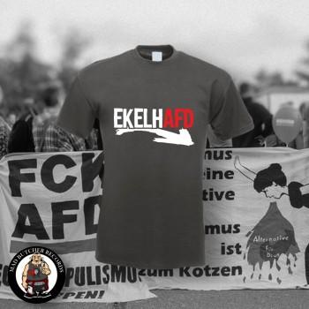 EKELHAFD T-SHIRT XL / DARK GREY