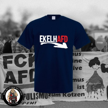 EKELHAFD T-SHIRT M / navy