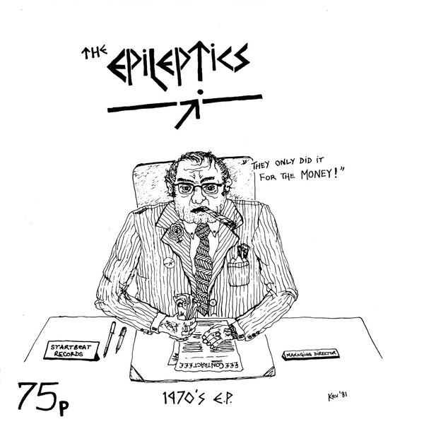 The Epileptics – 1970's E.P