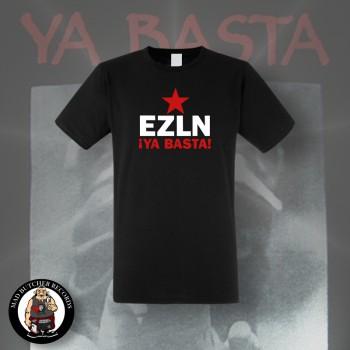 EZLN YA BASTA T_SHIRT