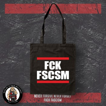 FUCK FASCISM BAG
