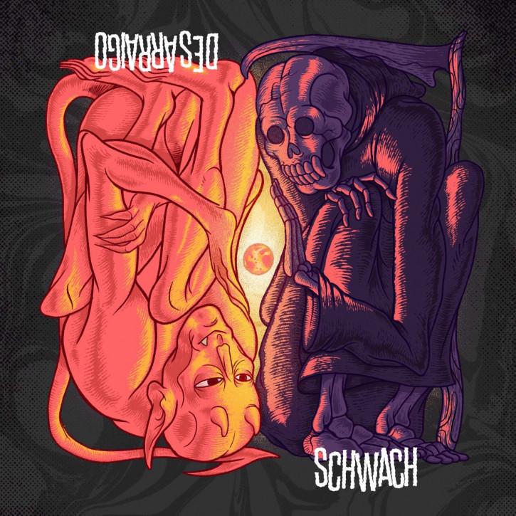 Schwach / Desarraigo - Split EP