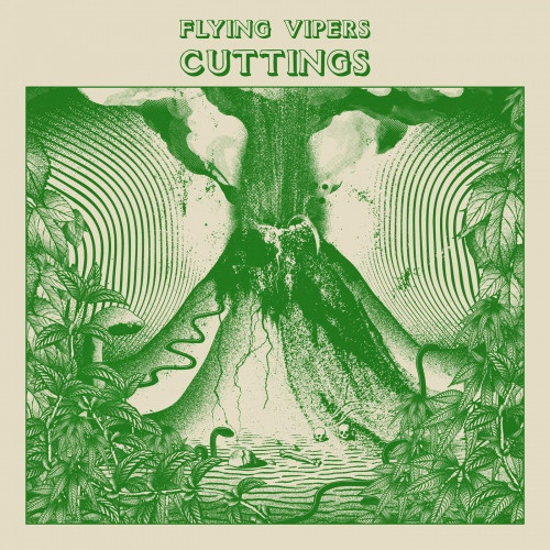 Flying Vipers Cuttings LP