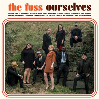 """THE FUSS """"Ourselves"""" LP"""