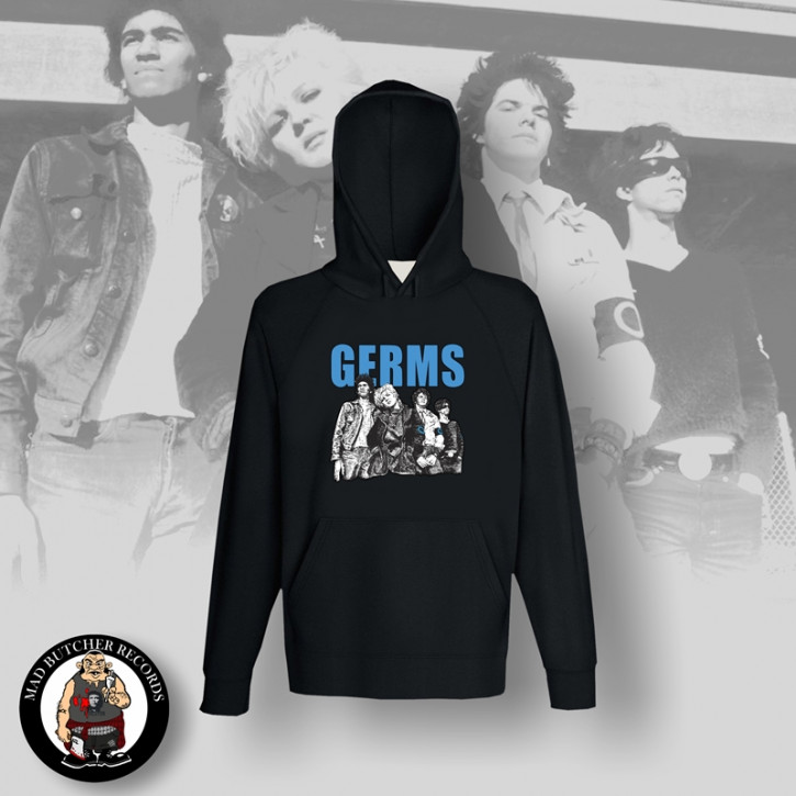 THE GERMS BAND HOOD SCHWARZ / M