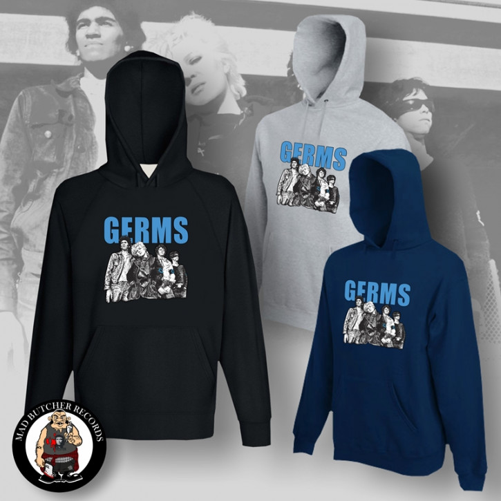 THE GERMS BAND HOOD
