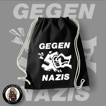 GEGEN NAZIS SPORTBEUTEL