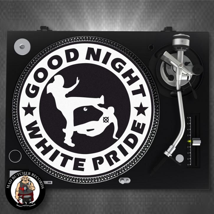 GOOD NIGHT WHITE PRIDE SLIPMAT