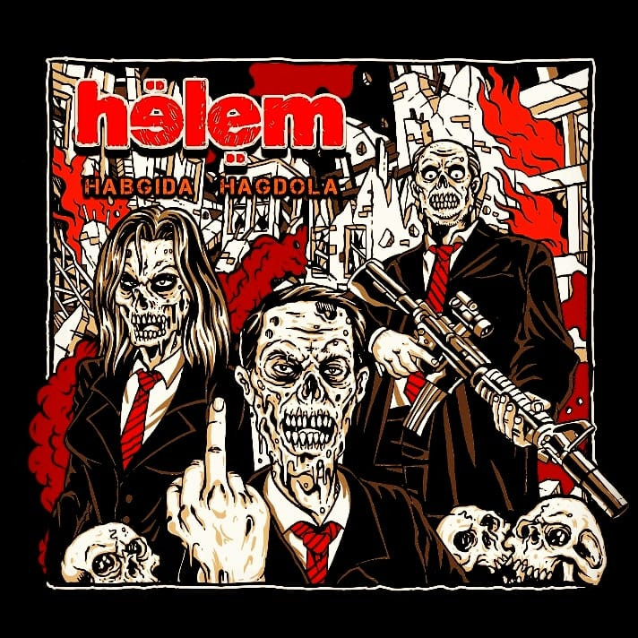 Helem – Habgida Hagdola LP