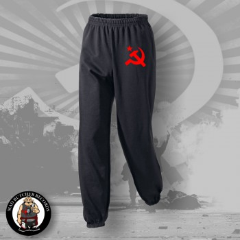 HAMMER & SICKLE JOGGER XL