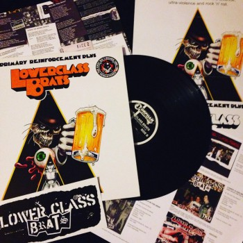 Lower Class Brats - Primary Reinforcement Plus LP