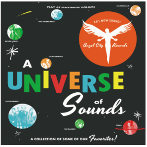 V.A. 'A Universe Of Sounds - Angel City Records' LP