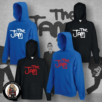 THE JAM LOGO KAPU