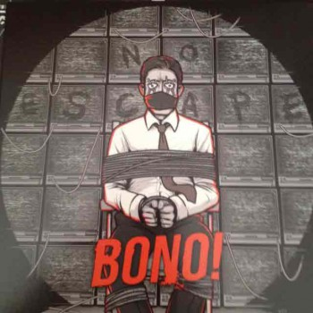 Bono! - No Escape 4 track EP