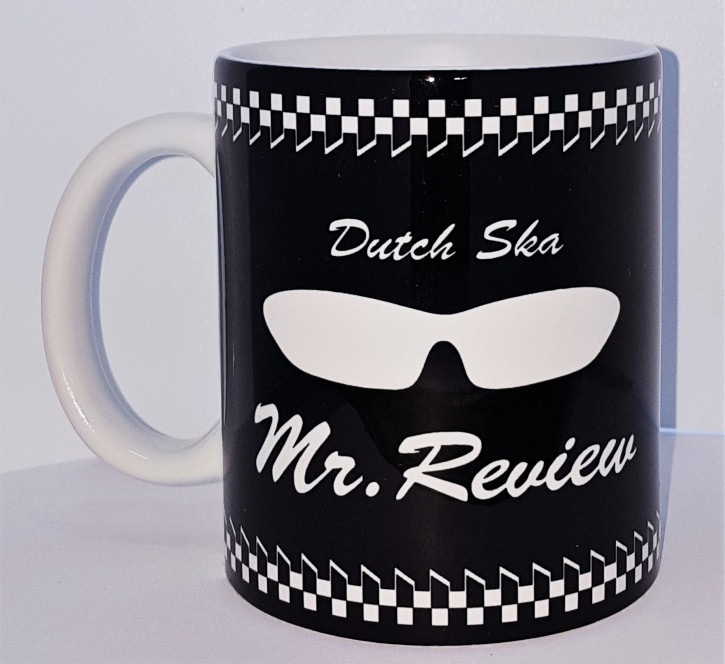 MR.REVIEW MUG