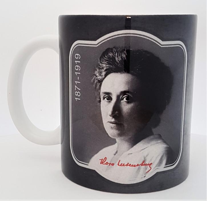 ROSA LUXEMBURG KAFFEEBECHER