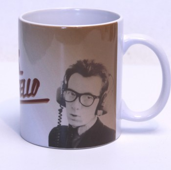ELVIS COSTELLO KAFFEEBECHER