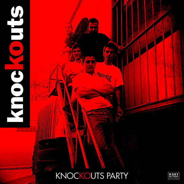 Knockouts - Knockouts Party LP Daily Records RSD 2020
