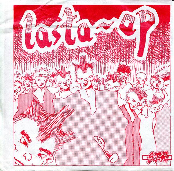 VA: Lasta-EP (KBD Finnland Punk/HC)
