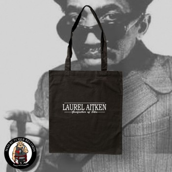 LAUREL AITKEN GODFATHER OF SKA BAG