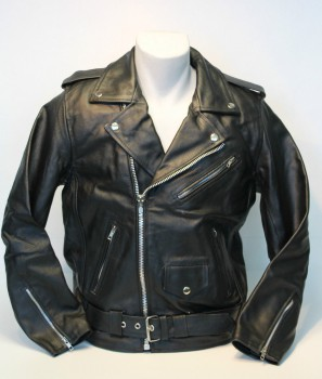LEATHERJACKET (RAMONES STYLE) 3XL
