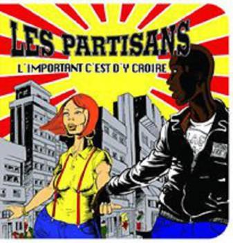 Les Partisans – L'important C'est D'y Croire EP