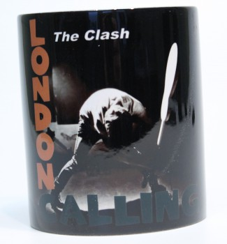 THE CLASH LONDON CALLING KAFFEEBECHER