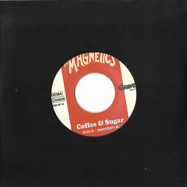 The Magnetics - Coffee & Sugar EP