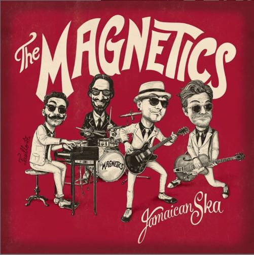 The Magnetics - Jamaican Ska LP