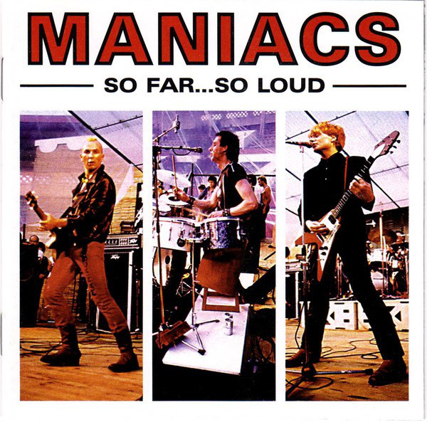 Maniacs – So Far... So Loud LP