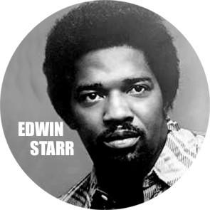 EDWIN STAR BUTTON