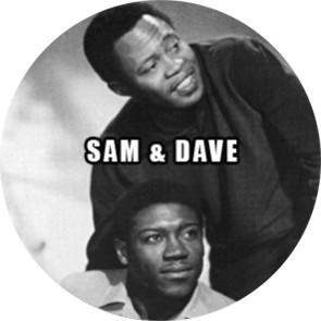 SAM & DAVE BUTTON