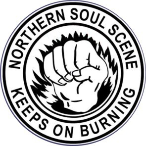 KEEPS ON BURNING BUTTON