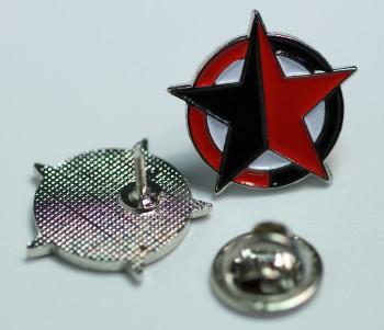 STAR CIRCLE PIN