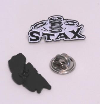 STAX OLD LOGO PIN